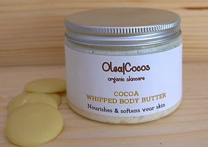Cocoa Whipped Body Butter Olea Cocos