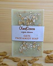 Oats organic soap