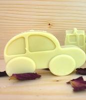 Baby & Kids | Body & Face Soap Bar | Cars Olea|Cocos