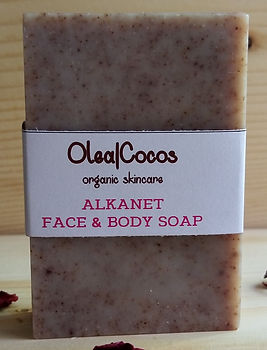 Alkanet Organic Face & Body Soap