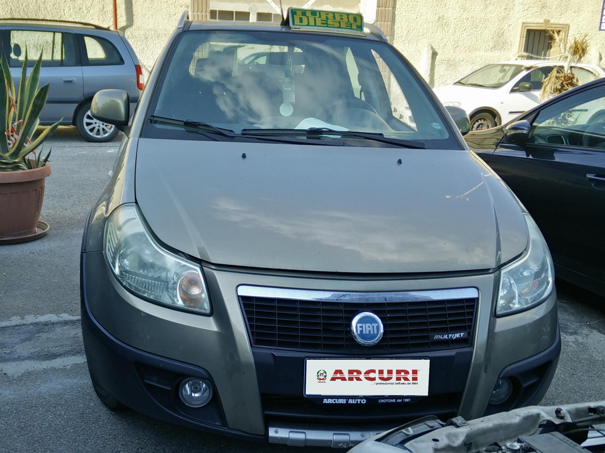 Fiat Sedici - Diesel