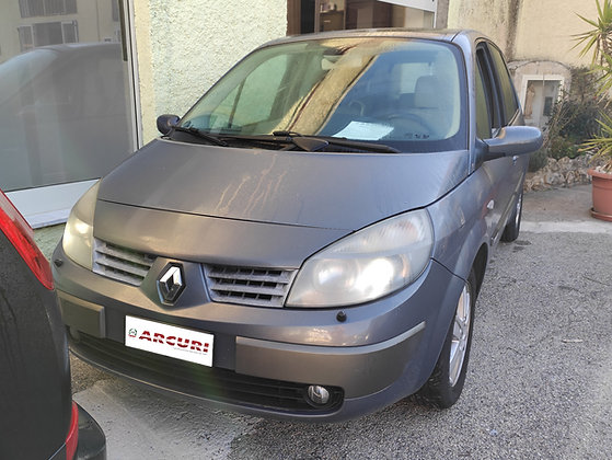 Renault Scenic Autocarro
