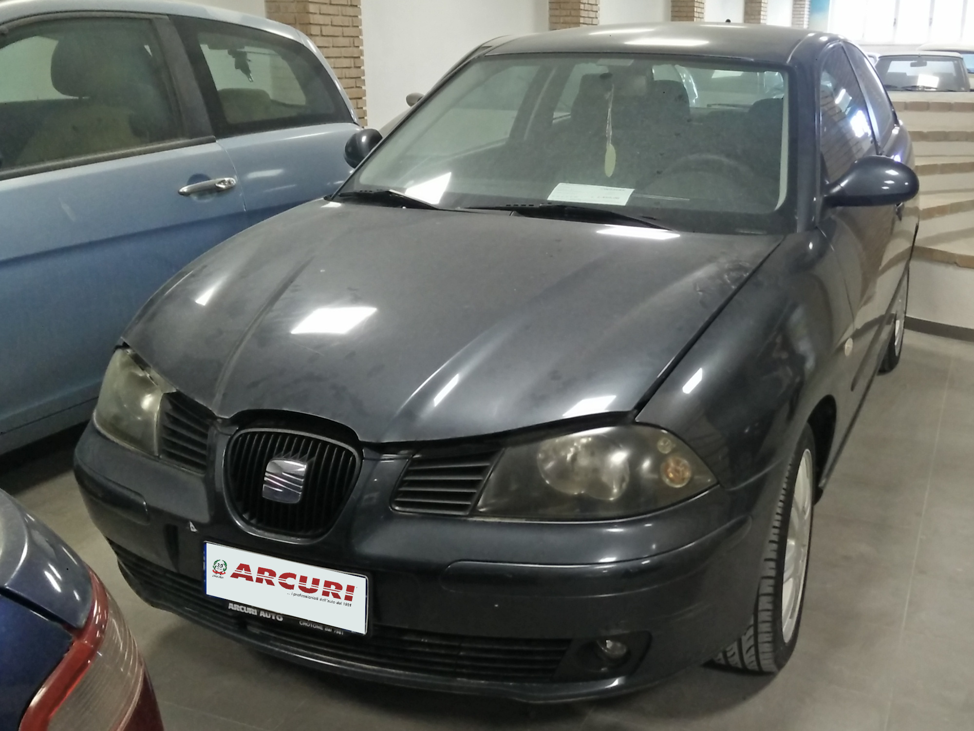 Seat Ibiza - Benzina