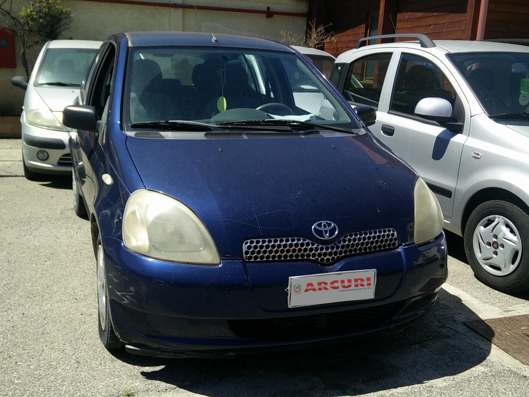 Toyota Yaris - Benzina