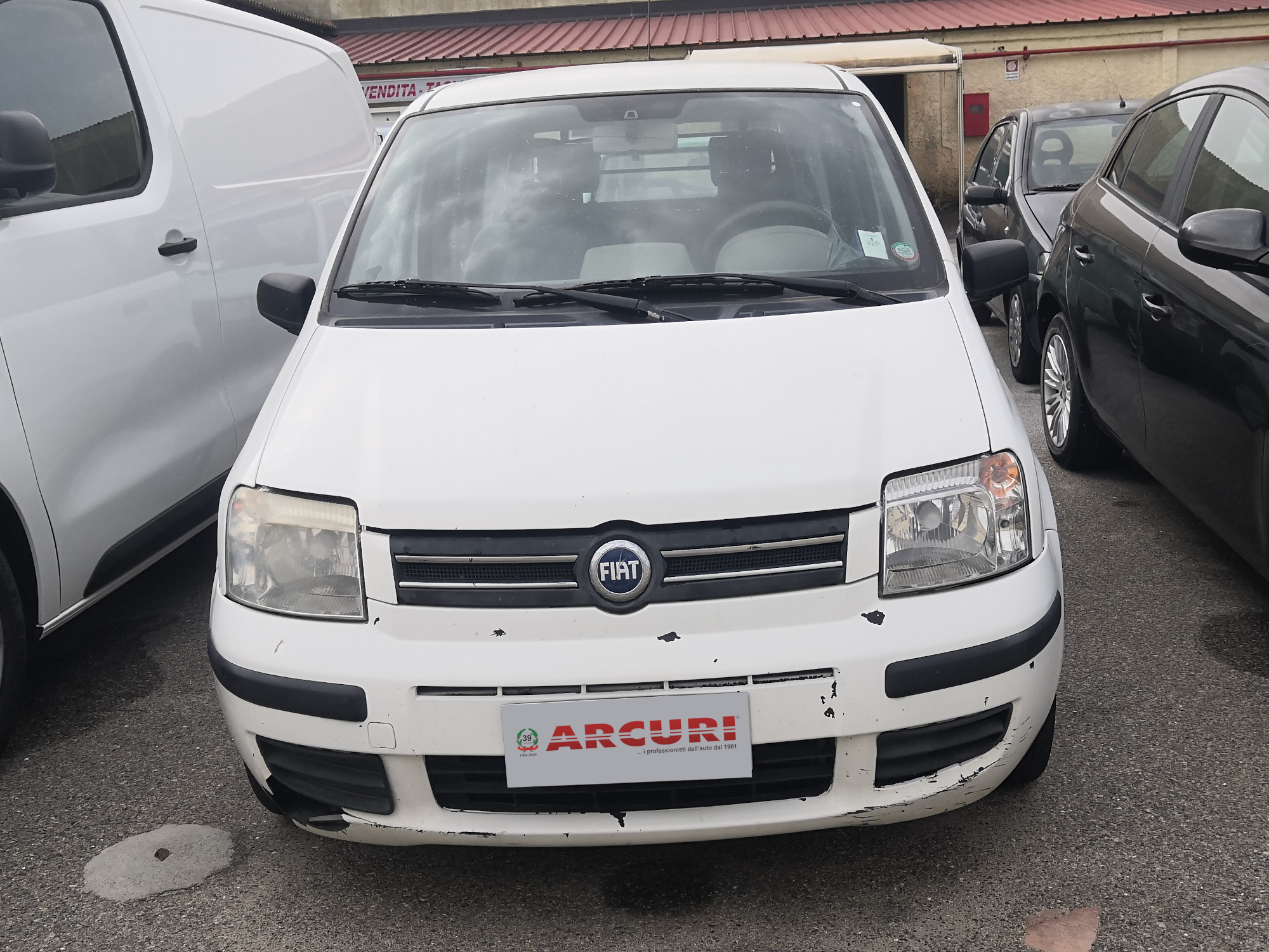 Fiat Panda Autocarro - Diesel