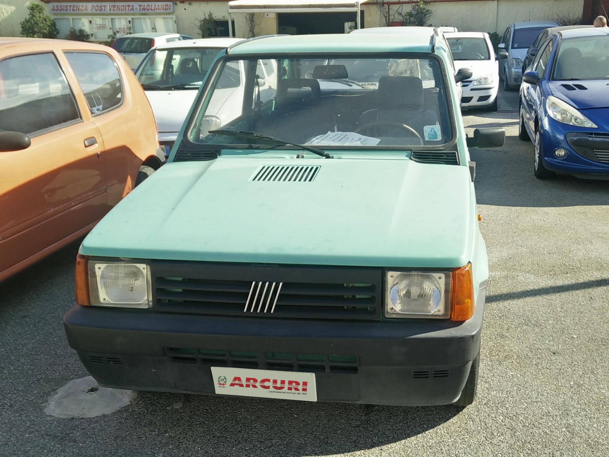 Fiat Panda - Benzina