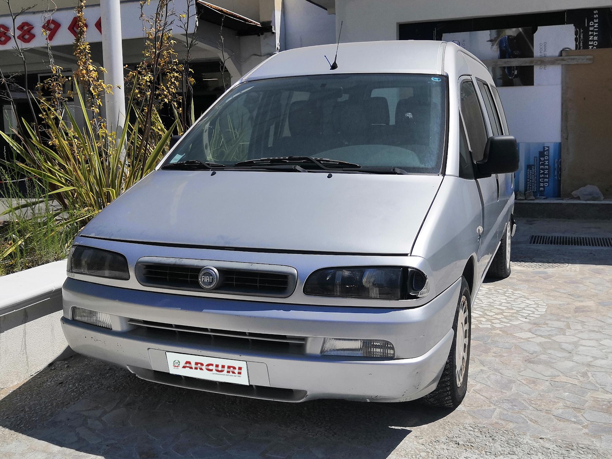 Fiat Scudo - Diesel