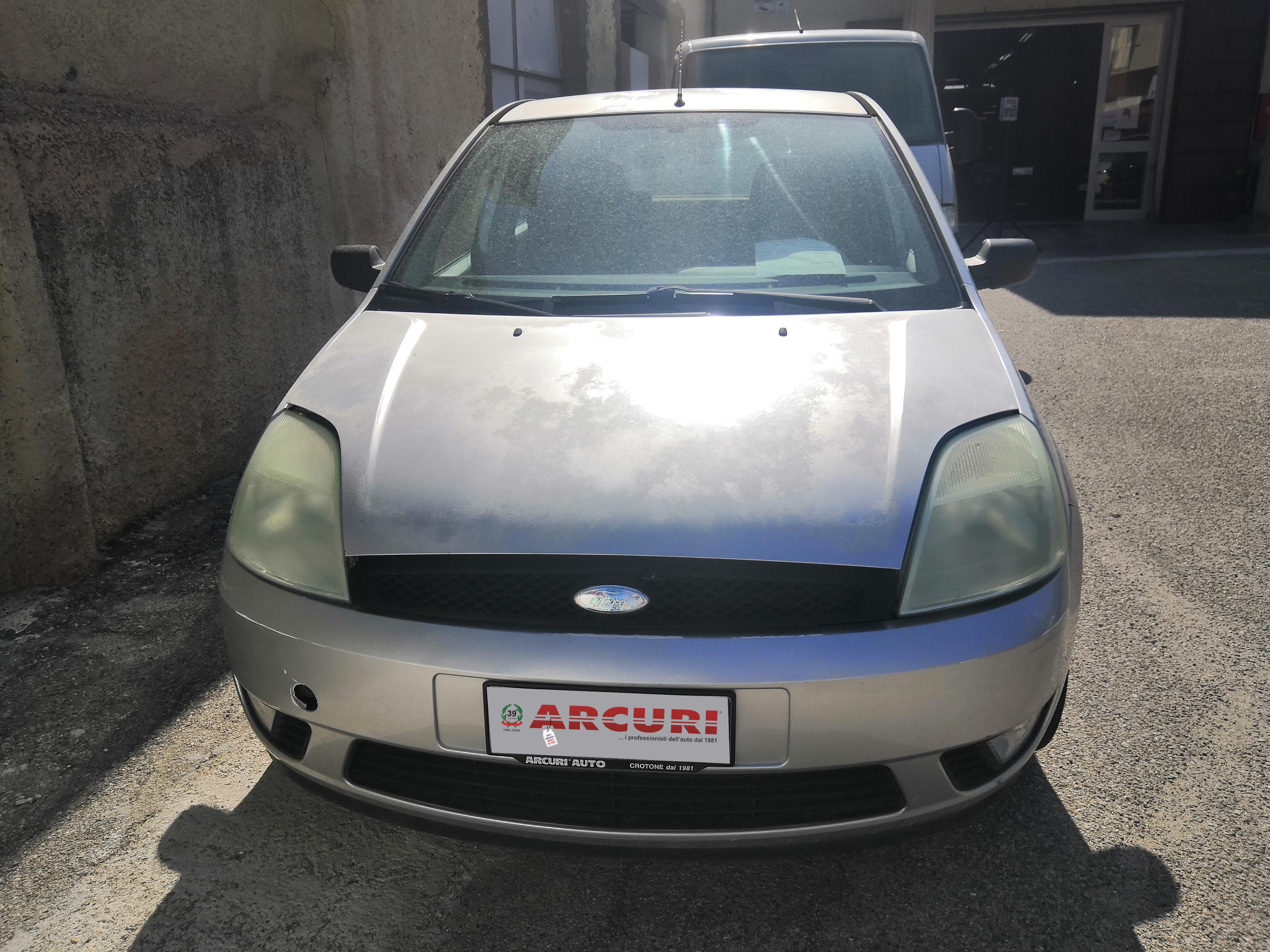 Ford Fiesta - Benzina