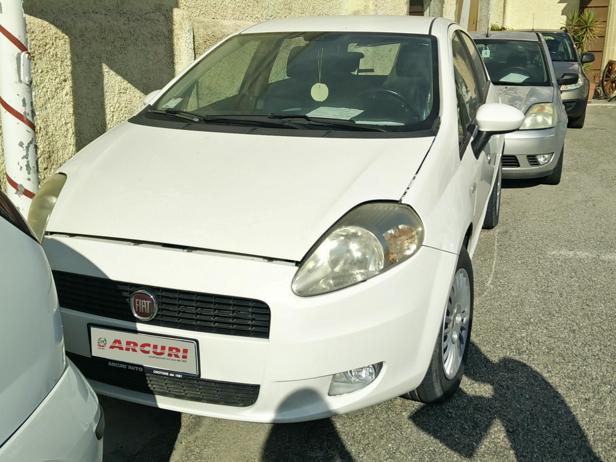 Fiat Punto - Benzina