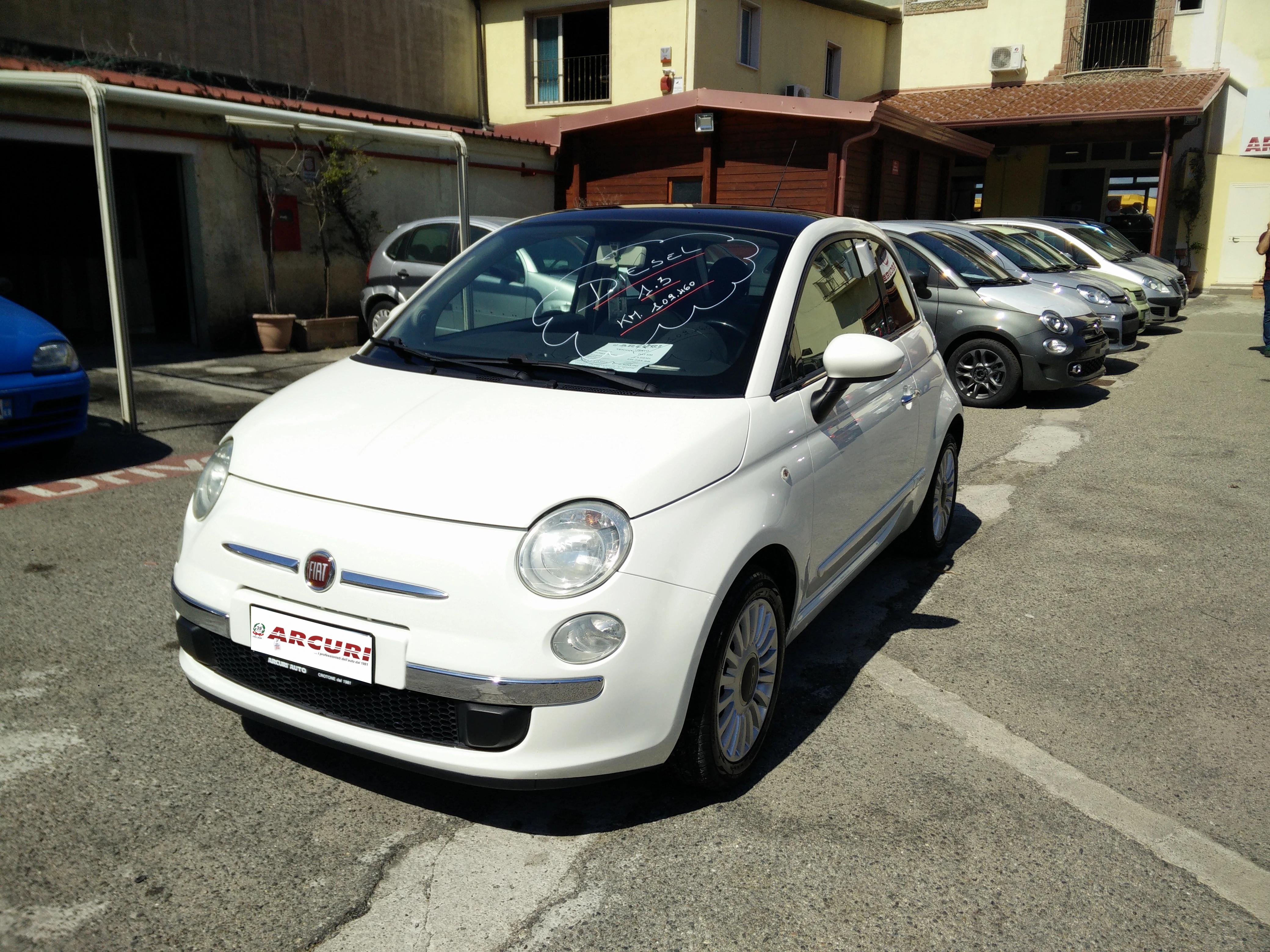 Fiat 500   - Diesel