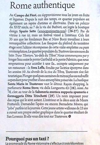 Press Ditta Trinchetti