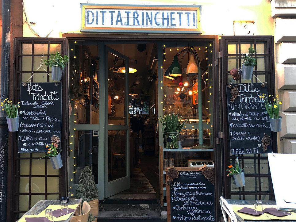 Ditta Trinchetti - Roma Trastevere