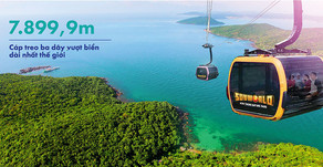 Khu du lịch Sun World Nature Park - điểm đến không thể bỏ qua trong năm 2020