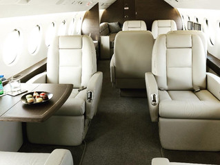 Special Deal: Europe to USA or Caribbean on the WiFi-equipped Dassault Falcon 900EX (14 seats)