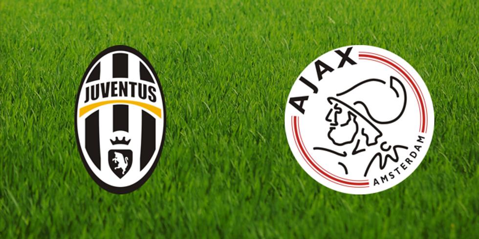 Chartervlucht Turijn Juventus-Ajax CL 2019