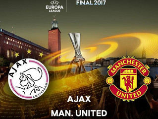 Book your charter to the UEFA Europa League Final Ajax Amsterdam against Manchester United in the Fr