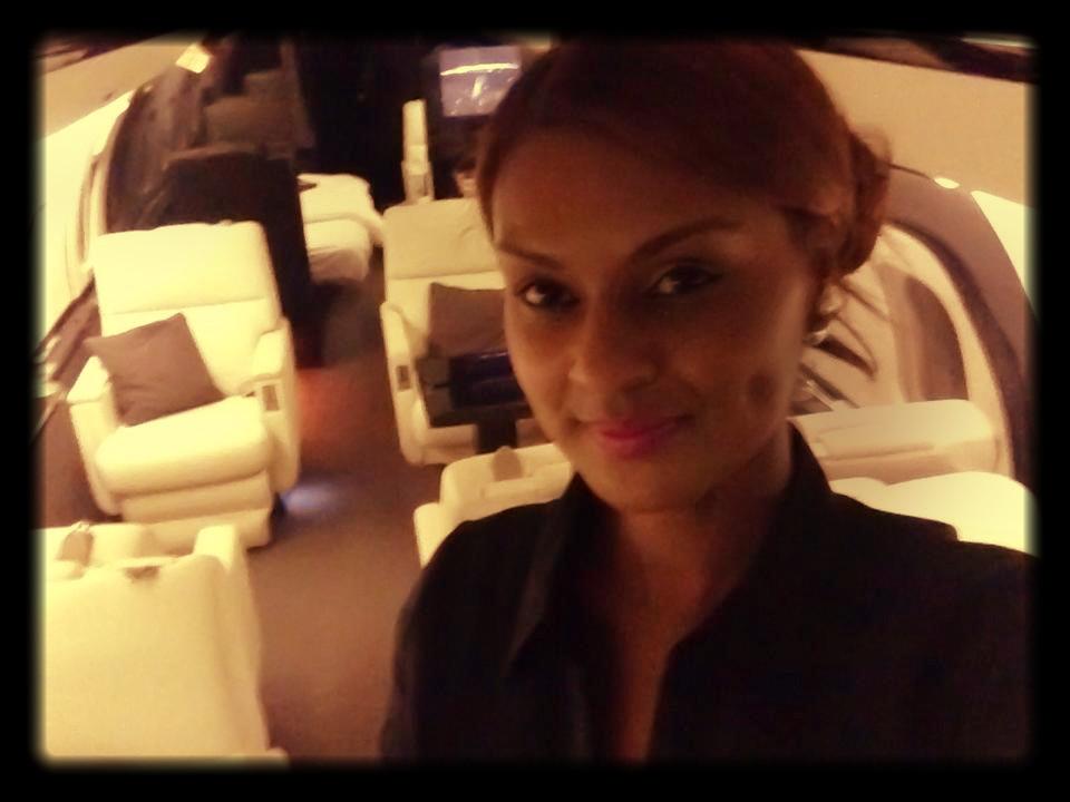 Orange Jets Hostess Ibiza