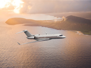 Special Availability from Miami: Global Express -13 pax WiFi-equipped Ultra Long Range Jet-