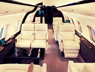 Special Deal: Miami to Europe with the Global Express (14 seats, on-board WiFi)