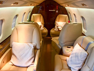 Empty leg available from Europe to #Moscow until Dec 22 on a 6 PAX #Learjet