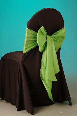 Black Chaircover with green sash copy.jpg