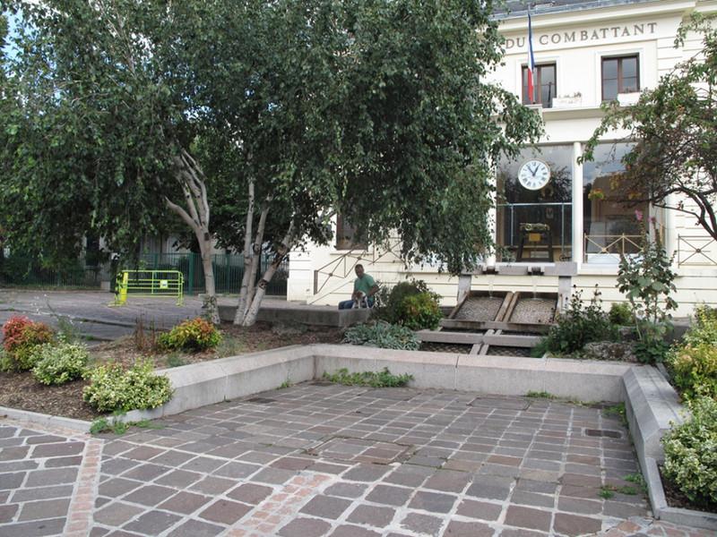 Place Henri Dunant - Créteil