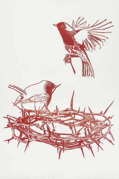 Le nid rouge