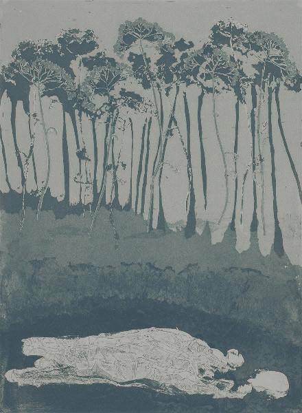 Ophélie VIII - Fantome blanc