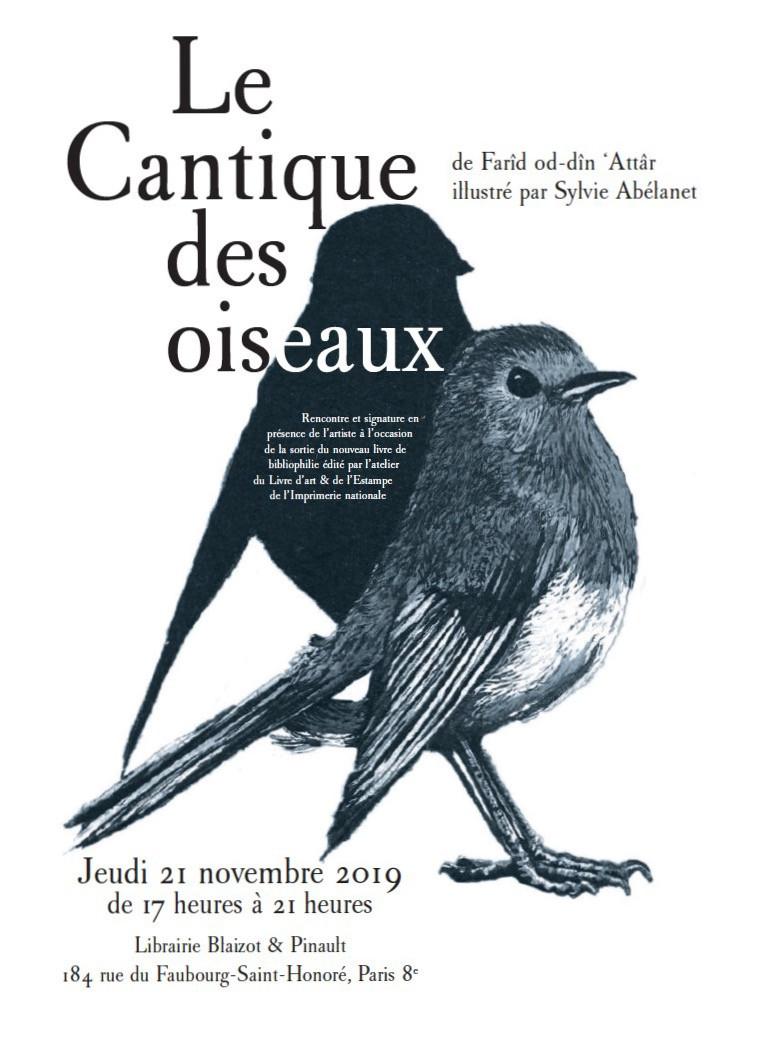Le Cantique des oiseaux