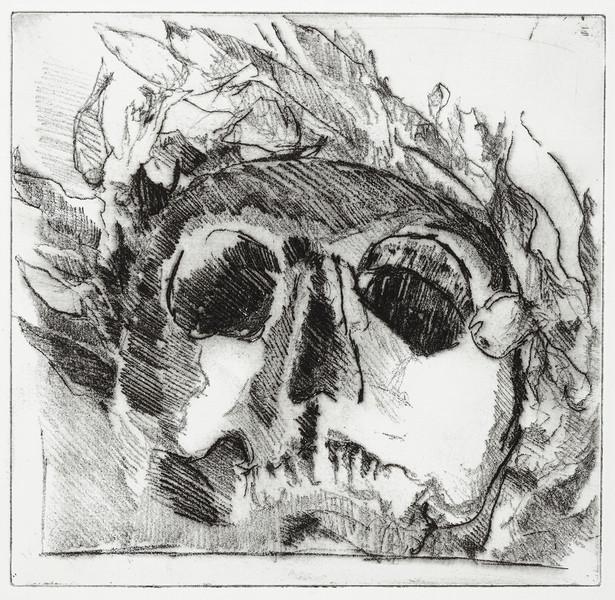 Crâne couronné