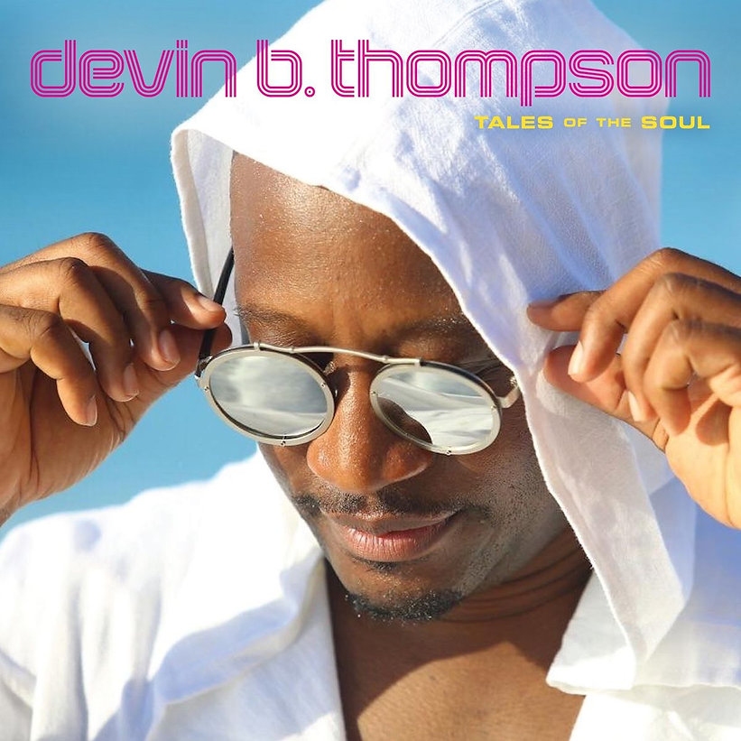 Cover Devin B Thompson - Tales Of The So