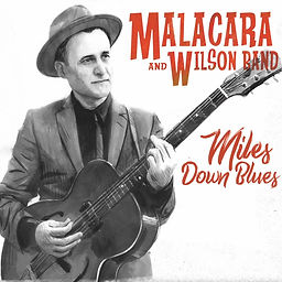 Cover Malacara and Wilson Band Miles Dow