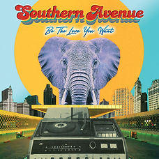 Cover Southern Avenue - Be The Love You Want.jpg