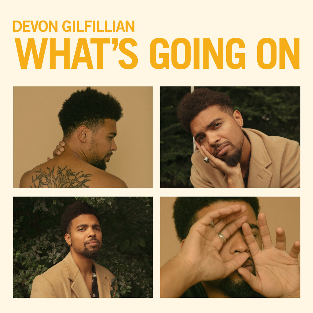 "Devon Gilfillian - ""What's Going On"" (2020)"