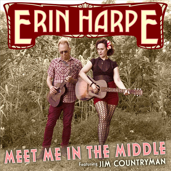 Cover Erin Harpe - Meet Me In The Middle