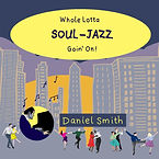 Cover Daniel Smith - Whole Lotta Soul-Ja