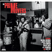 Cover The Prime Movers Blues Band - TPMB