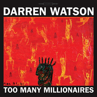Cover Darren Watson Too Many Millionaire