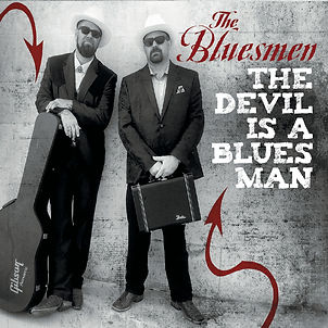 Cover The Bluesmen The Devil Is A Bluesm