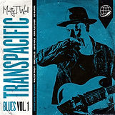Cover Matty T. Wall - Transpacific Blues
