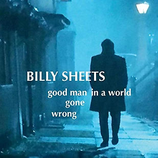 Cover Billy Sheets Good man In A World W
