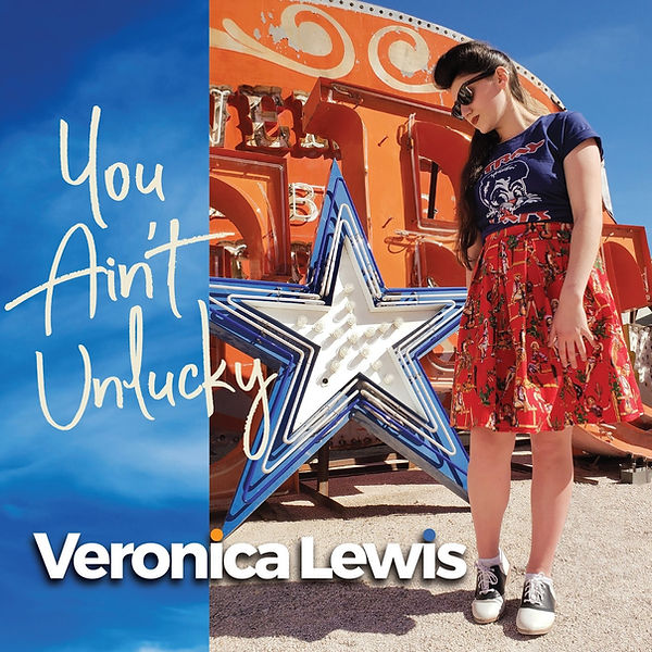 Cover Veronica Lewis - You Ain't Unlucky