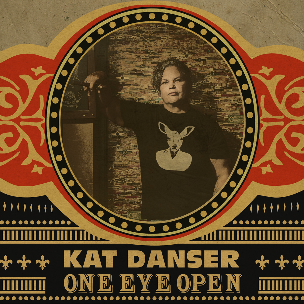 "Kat Danser - ""One Eye Open"" (2021)"