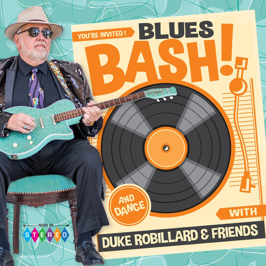 "Duke Robillard & Friends - ""Blues Bash"" (2020)"