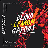 Cover Blind Lemon Gators - Gatorville.jp