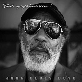 Cover John Blues Boyd Through My Eyes.jp