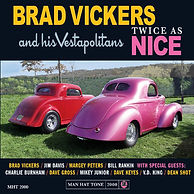 Cover Brad Pickers & His Vestapolitans T