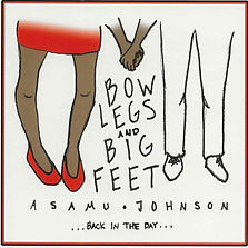Cover Asamu Johnson - Bow Legs And Big F