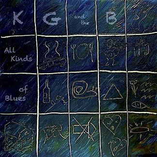 Cover KG and The B All Kinds Of Blues.jp