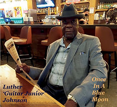 Cover Luther Guitar Junior Johnson - Once In A Blue Moon f.jpg